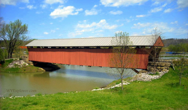 Mud River Covered Bridge