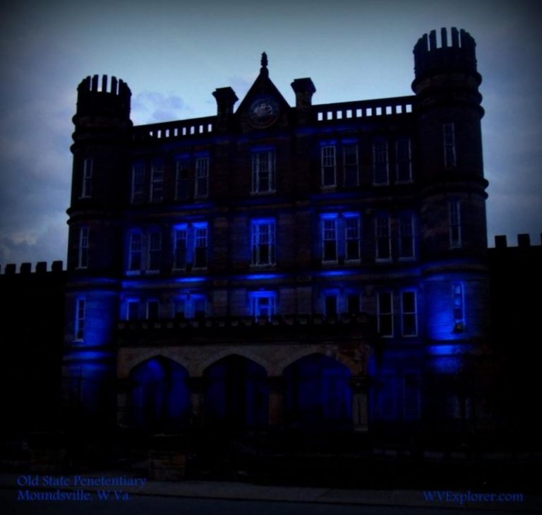 Introducing the 5 most haunted places in W.Va.