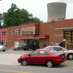 Municipal center at Poca, West Virginia, Putnam County, Metro Valley Region