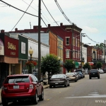Main Street, Point Pleasant, West Virginia, Mason County, Mid-Ohio Valley Region
