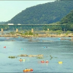 Potomac River at Shenandoah, Harpers Ferry, WV, Jefferson County, Eastern Panhandle Region