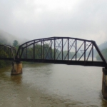 Bridge at Prince, WV, Fayette County, New River Gorge Region