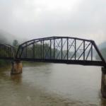 Bridge at Prince, WV, Fayette County, New River Gorge Region