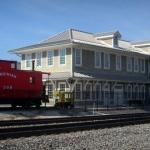 Virginian Depot, Princeton, WV, Mercer County, Bluestone Region