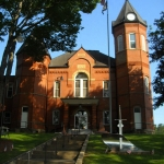 Putnam County Courthouse, Winfield, WV, Metro Valley Region