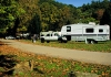 Campgrounds on New River, New River Gorge Region