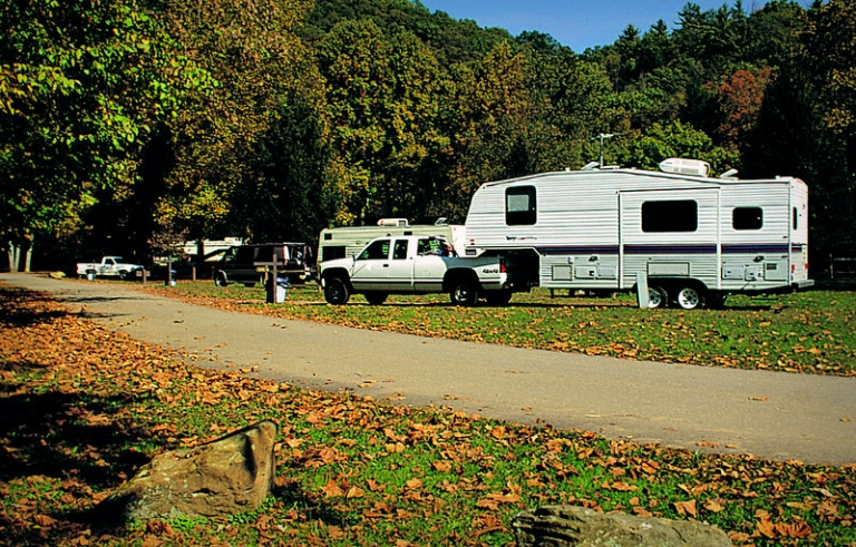 W.Va. state parks anticipate banner camping year