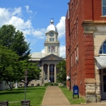 Ritchie County Court House at Harrisville, WV