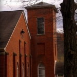 Baptist Church, Salem, West Virginia, Harrison County