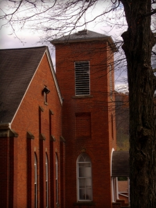 Baptist Church, Salem, West Virginia, Harrison County