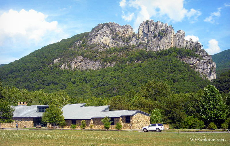 Seneca Rocks Visitor Center