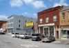 Main Street in Milton, WV, Cabell County, Metro Valley Region