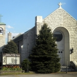 Saint Anthony's Shrine at Boomer, WV, Fayette County, New River Gorge Region