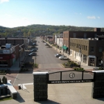 D Street, South Charleston, West Virginia, Kanawha County, Metro Valley Region