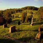 Spring Hill Cemetery at Charleston, WV, Kanawha County, Metro Valley Region
