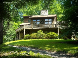 Lodge near Summersville Lake, Mount Nebo, WV, Nicholas County, New River Gorge Region