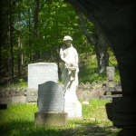 Sutton Cemetery near Flatwoods, West Virginia, Braxton County, Heartland Region