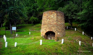 Peter Tarr Iron Furnace near Weirton, WV, Hancock County, Northern Panhandle Region