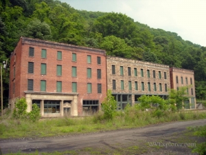 Historic District, Thurmond, WV, Fayette County, New River Gorge Region