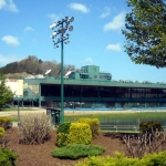 Track at Mardi Gras Casino & Resort, Nitro, WV, Kanawha County, Metro Valley Region