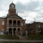 Tyler County Court House, Middlebourne, WV, Mid-Ohio Valley Region