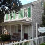 Booker T. Washington Birthplace at Malden, WV, Kanawha County, Metro Valley Region