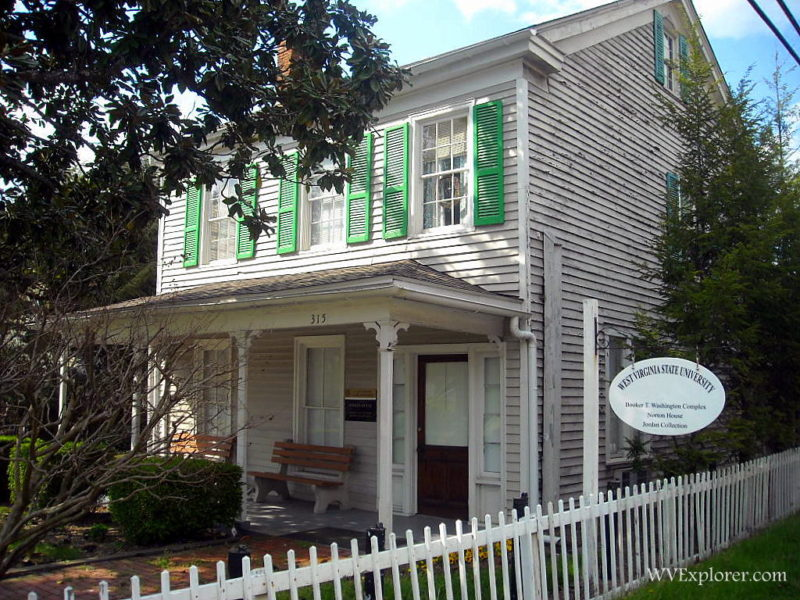 Booker T. Washington Birthplace