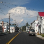Main Street, Wardensville, West Virginia, Hardy County