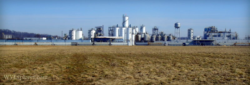 Factories at Washington Bottom