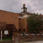 Wayne County Court House, Wayne, WV, Hatfield & McCoy Region