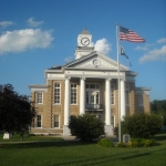 Wirt County Court House, Elizabeth, West Virginia