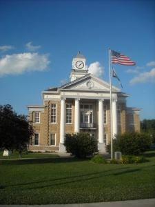 Wirt County Court House, Elizabeth, West Virginia