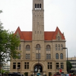 Wood County Court House, Parkersburg, WV, Mid-Ohio Valley Region