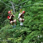 Canopy tours at ACE Adventure Resort, New River Gorge Region