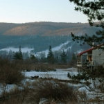 Cabin in the Canaan Valley, Tucker County, Allegheny Highlands Region