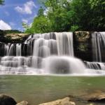 Peters Creek Falls, Nicholas County, New River Gorge Region