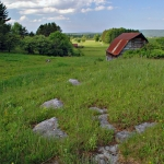 Barn in Canaan Valley, Allegheny Highlands Region