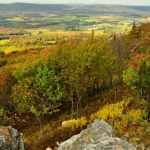Vista of Canaan Valley, Canaan Valley State Park, Tucker County, Allegheny Highlands