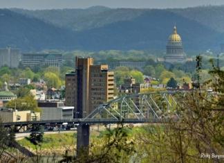 Charleston, West Virginia, Kanawha County, Metro Valley Region