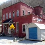 Store at Chattaroy, WV, Mingo County, Hatfield & McCoy Region