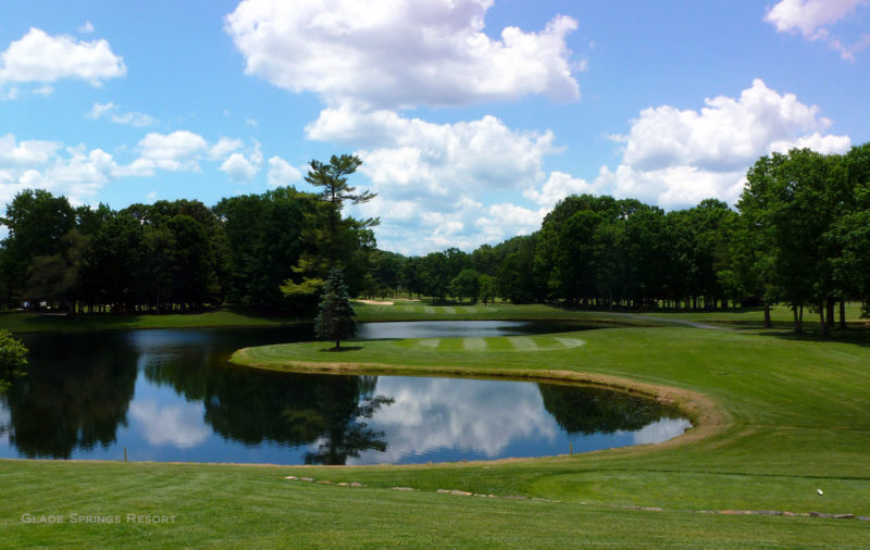 No. 16 at Cobb Course