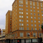 Daniel Boone Hotel, Charleston, WV, Metro Valley Region