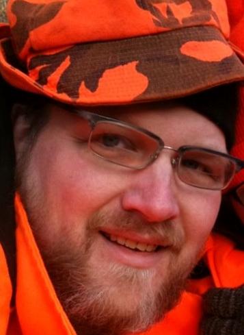 David Payne, West Virginia Hunter Magazine