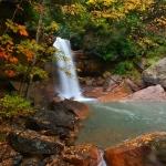 Douglas Falls on Blackwater Fork