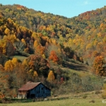 Autumn in Greenbrier County, Greenbrier Valley Region