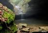 Grotto at Coonskin Park, Charleston, WV, Kanawha County, Metro Valley Region
