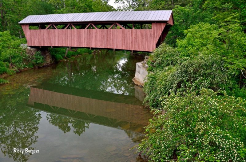 Hokes Mill Covered Bridge
