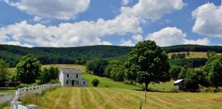 Farm on Jordan Run Road, Grant County, Rick Burgess, Potomac Branches Region