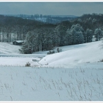 Snowfall in Jackson County, Mid-Ohio Valley Region