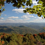 Vista at Kumbrabow State Forest, State Forests, Allegheny Highlands Region